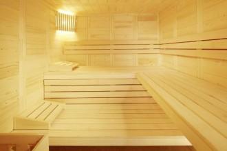 sauna ausstattung. Black Bedroom Furniture Sets. Home Design Ideas