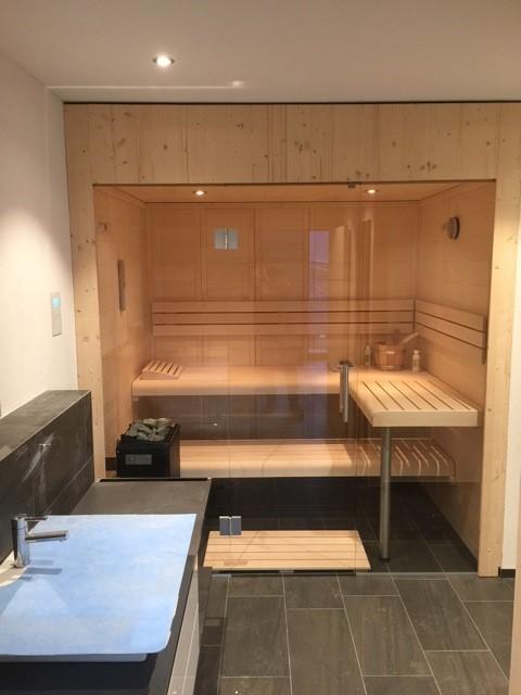 CHG Wellness Sauna Infrarot Fass Sauna Garden Cube - Sauna ...